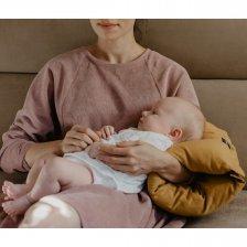 Cuscino da allattamento da Braccio in cotone biologico