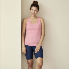 Cycle shorts woman in organic cotton