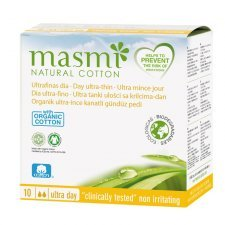 Pads in organic cotton Masmi - Day