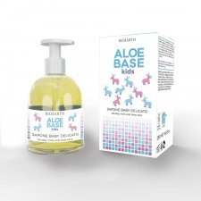 Delicate baby soap with Aloe