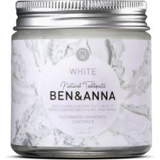 Dentifricio in pasta Bianca alla Menta Bio Vegan Zero Waste
