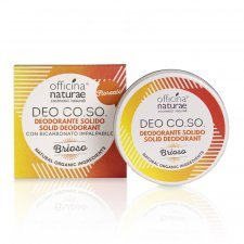 DEO CO.SO. Brioso - Deodorante solido Zero Waste Vegan