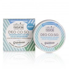 DEO CO.SO. Grintoso - Deodorante solido Zero Waste Vegan