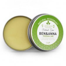 Deodorante in crema Persian Lime Vegan Zero Waste