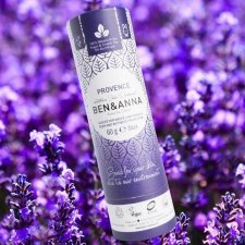 Deodorante solido stick PROVENCE Bio Vegan Zero Waste
