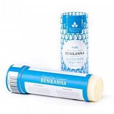 Deodorante solido stick PURE senza profumo Bio Vegan Zero Waste