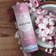 Deodorante solido stick SENSITIVE JAPANESE CHERRY BLOSSOM