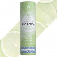 Deodorante solido stick SENSITIVE LEMON & LIME