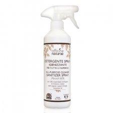 Detergente Spray Igienizzante per tutte le superfici Alcool 71%