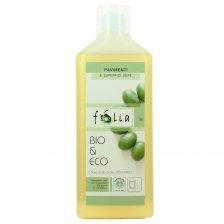 Detersivo pavimenti e superfici dure Folia Eco Bio con olio di oliva italiano