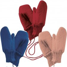 Disana boiled wool gloves