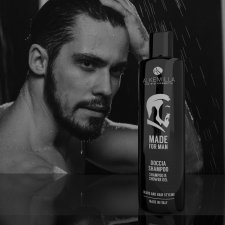 Doccia Shampoo Made For Man - Alkemilla BioVegan