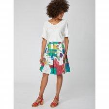 Dominika skirt in 100% Tencel ™