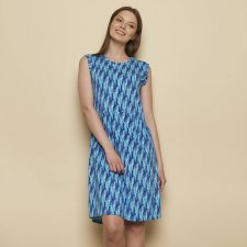Dress Anneliese in organic cotton jersey