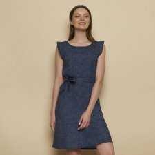 Dress Madje in organic cotton cambric