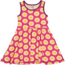 Dress Daisy in organic cotton