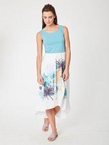 Dress Tahiti in Tencel and organic cotton
