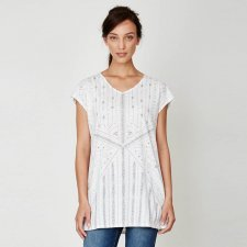 Tunic Chabi in organic cotton