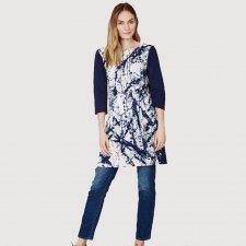Dress Jackson in tencel and organic cotton
