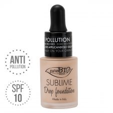 Drop Foundation Sublime 00Y puroBIO VEGAN