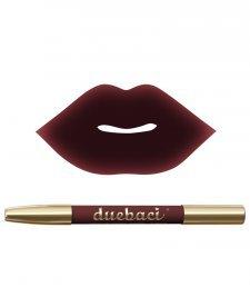 DueBaci Conspiracy lipliner + lipstick
