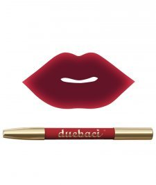 DueBaci Masquerade lipliner + lipstick