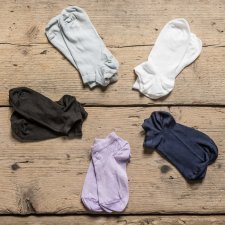Eco friendly short socks