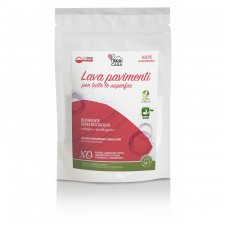Ecological and concentrated detergent for floors