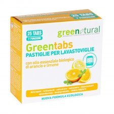 Ecological Dishwasher tablets 7 functions