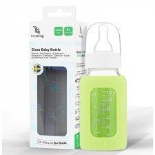 EkoViking Glass Bottles with silicone sleeve - 120ml