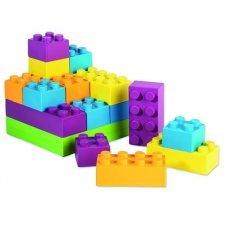 Ekubo building blocks in Mater Bi