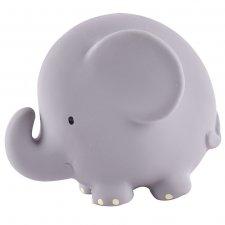 Elefantino in caucciù naturale Tikiri