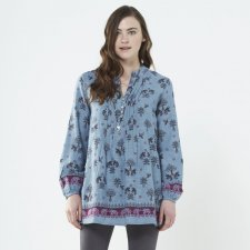 Elephant shirt in fairtrade cotton