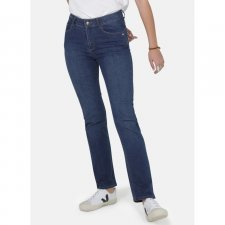 EMILY Organic Slim Fit Jeans in Dark Wash