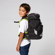 ergobag prime The Single School Backpack - 200 BearPower