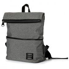 ESSENTIAL BACKPACK - DARK GREY