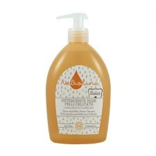 Extra-mild baby dermo cleanser with organic oat