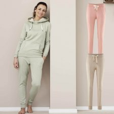Fabrizia Relax Pants in organic cotton with natural dyes