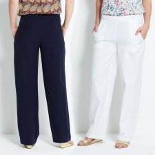 Fairtrade cotton Trouser