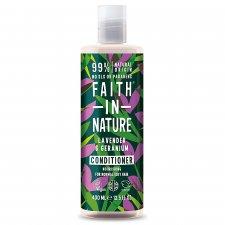 Faith - Lavender & Geranium Conditioner - 400ml