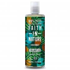 Faith - Coconut Shampoo - 400ml