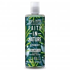 Faith - Shampoo Vegan al rosmarino 400 ml