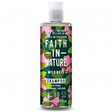 Faith - Shampoo Vegan alla Rosa Selvatica 400 ml