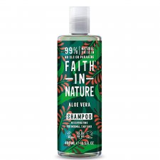 Faith - Shampoo Vegan Aloe Vera 400 ml