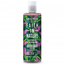 Faith - Shampoo Vegan Lavanda & Geranio 400 ml