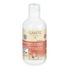 Family Organic Shampoo with Mango and Aloe