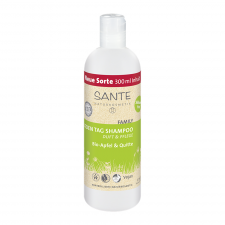 Family Shampoo with Organic Apple