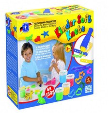 Farm soft play dough - 4 pots