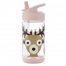 Fawn water bottle in Tritan