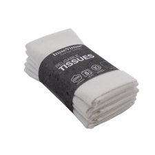 Fazzoletti in cotone biologico - 5 pz